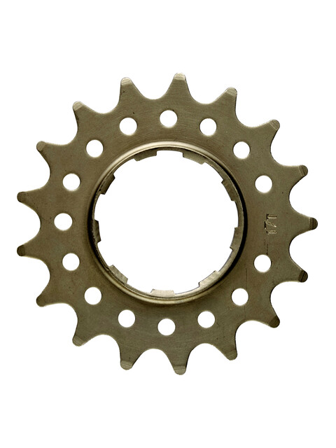 Reverse Single Speed cassette extra strong zilver